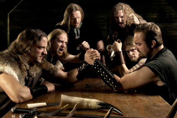 Folk metal band Heidevolk