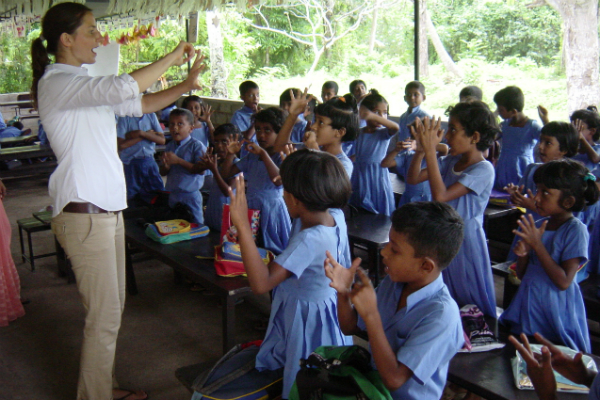 One World Foundation - Sri Lanka